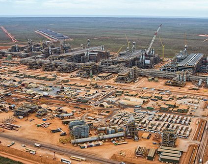 Chevron awards the Kellogg Joint Venture the EPCM contract for Australia's largest ever resource project, The Gorgon Project.