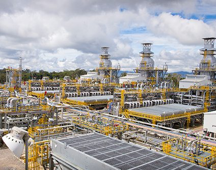 CBI Clough JV awarded the EPC contract for Hides Gas Conditioning Plant, as part of ExxonMobil's PNG LNG project.