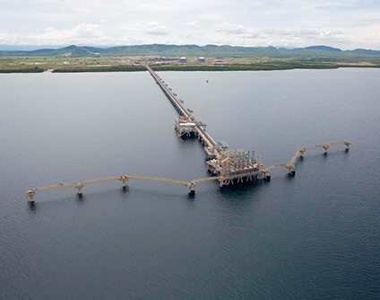 BAM Clough is awarded the ExxonMobil PNG LNG Jetty Project