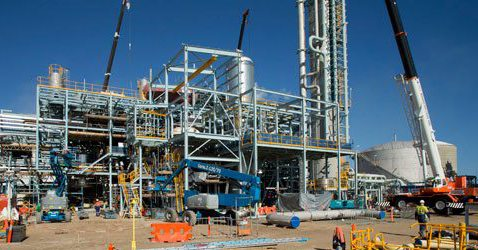 Clough Downer JV awarded EPC contract for NAAN3 Project (Nitric Acid Plant and Ammonium Nitrate Plant Number 3)