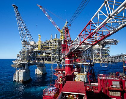 Chevron award Clough the Wheatstone Hook-up and Commissioning Contract