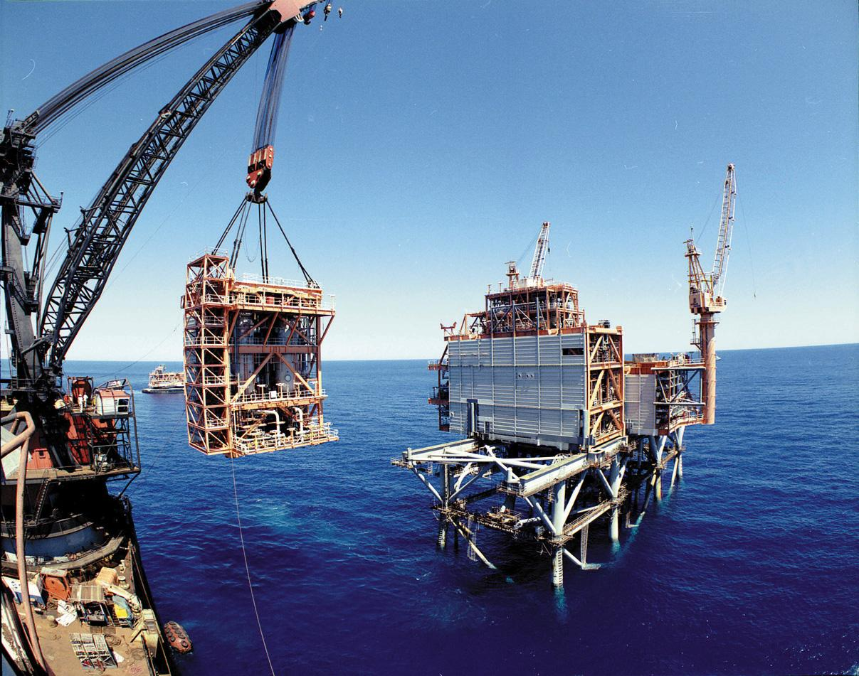Clough is awarded a contract for the fabrication of the Goodwyn 'A' accommodation and utilities modules for Stage 3 of the North West Shelf Gas Development project in Western Australia